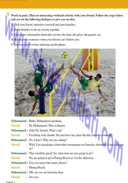 Tutku Yayınları 8. Sınıf İngilizce Ders Kitabı Cevapları Sayfa 46