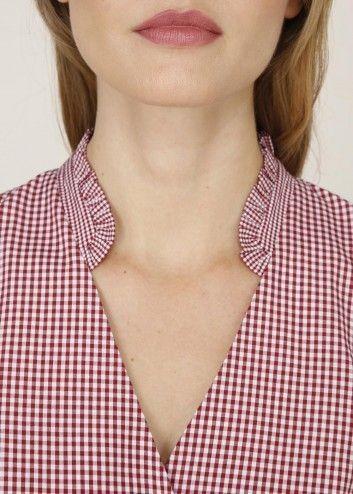 Neckline Collar Pattern The Best Undercut Ponytail