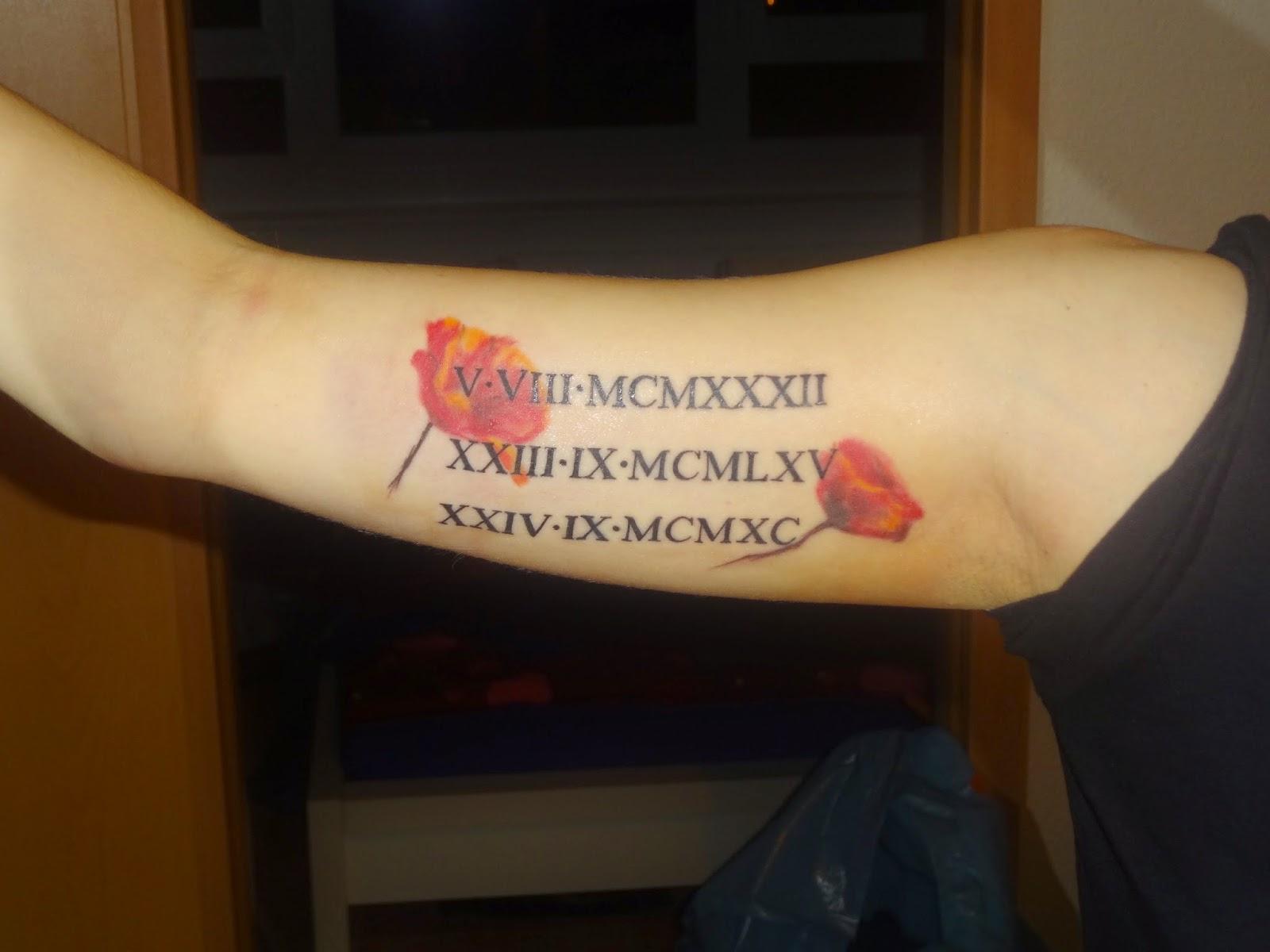 Seleneniniel Tattoo Nr2 Und Nr3
