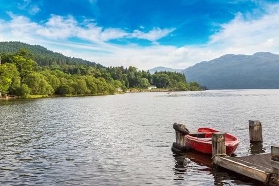 Umiam Lake Scotland
