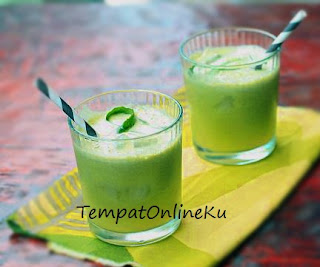 mocktail apple cooler