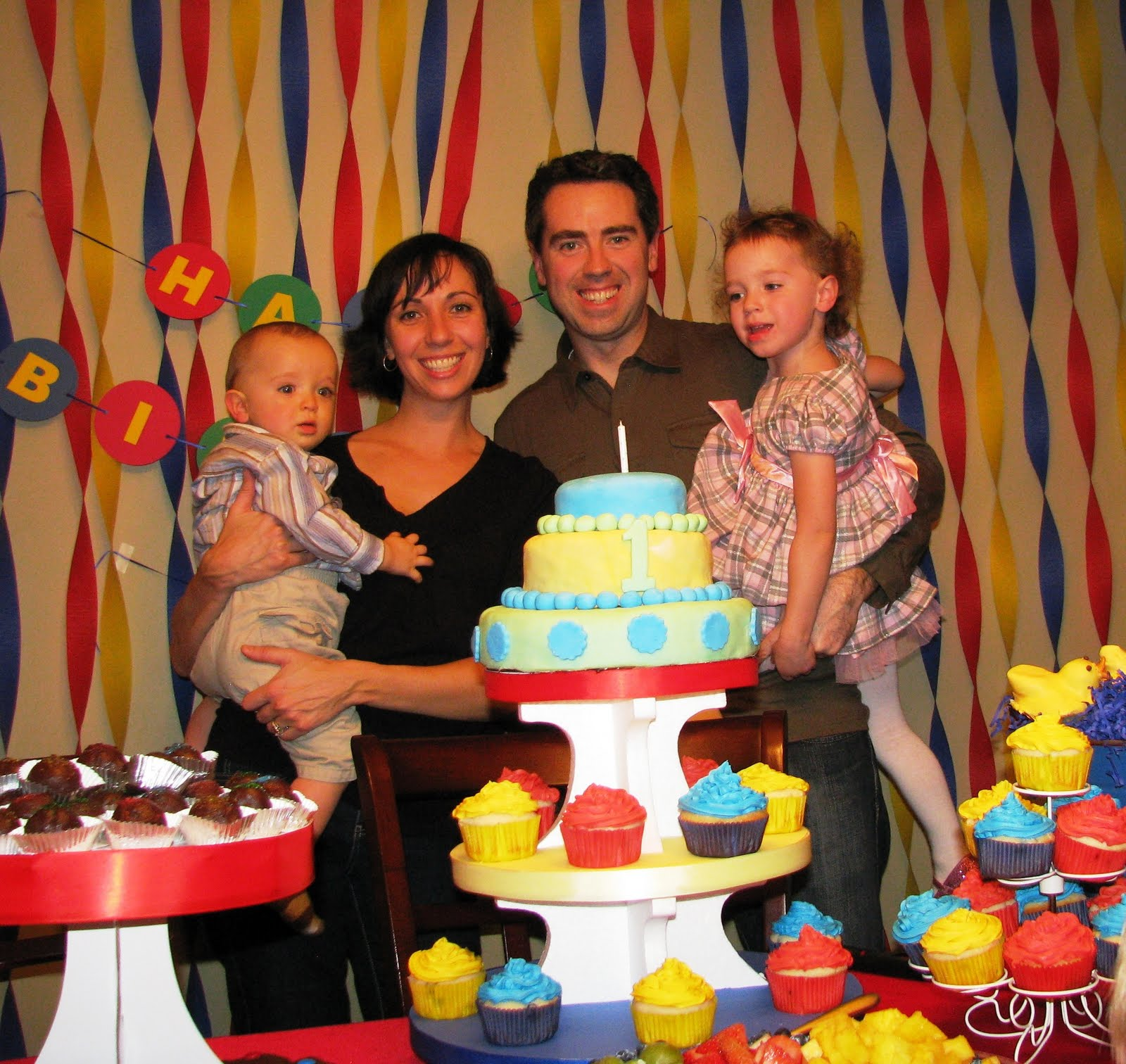 The Shower Planner: A Sesame Street Birthday Party