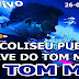 CD AO VIVO SUPER POP LIVE 360 NO COLISEU PUB (RAVE DO TOM MIX) DJ TOM MIX 26/09/2018