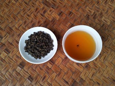 蜜香烏龍茶