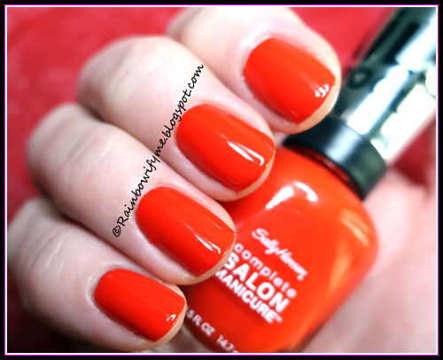 Sally Hansen ~ Say It Lycra Mean It