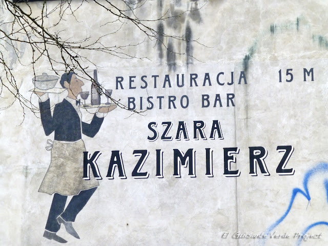 Kazimierz - Cracovia, por El Guisante Verde Project