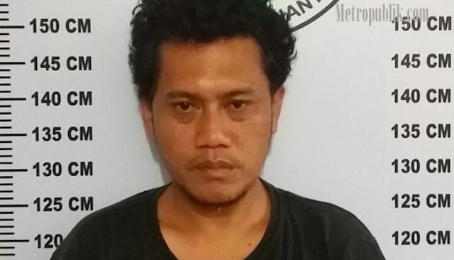 Edarkan Sabu,Edwar Jones Tarigan di Tangkap Oleh Sat narkoba Polres Siantar
