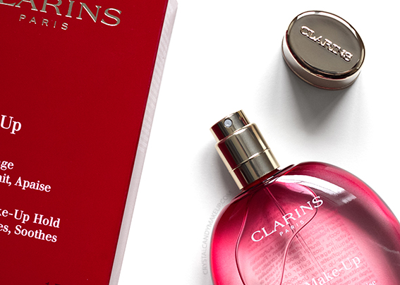 Clarins Sunkissed Collection Fix' Make-Up Review Photos Oily Skin