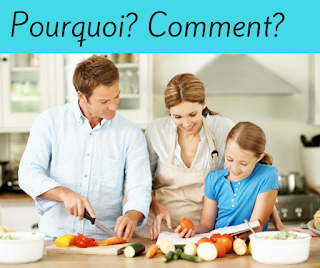 Cuisiner avec les enfants: Pourquoi? Comment?