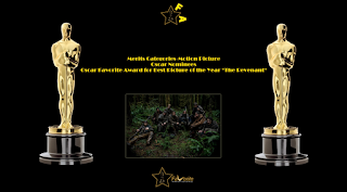 oscar favorite best picture award the revenant