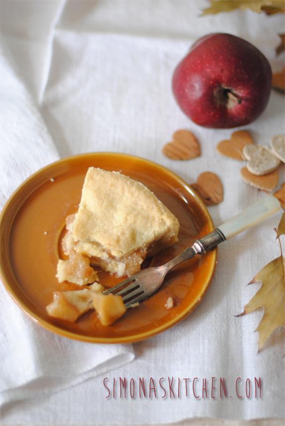 Torta di mele caramellate di Gordon Ramsay