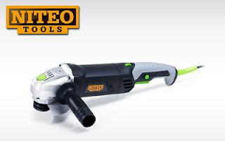 Szlifierka kątowa Niteo Tools 900 W z Biedronki
