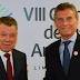 Los presidentes Macri y Santos analizaron los avances logrados contra el narcotráfico