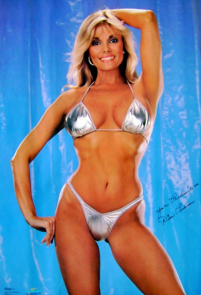 Dian Parkinson sexy bikini model The Price is Right