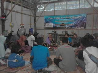 Bagi Takjil Komunitas Kali Kening 2017