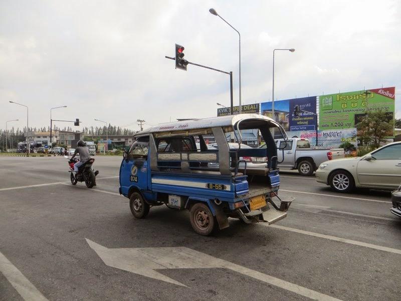 Таиланд мотоцикл, сонгтео