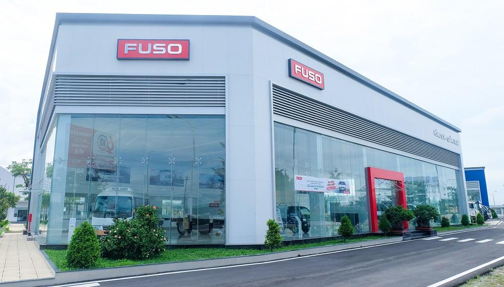 Showroom FUSO