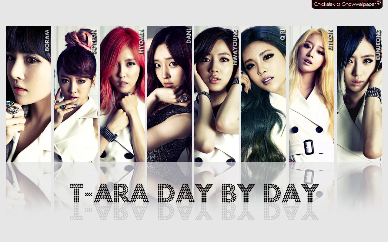 KPOP T-ara mp3 Album Mirage + videos - Identi