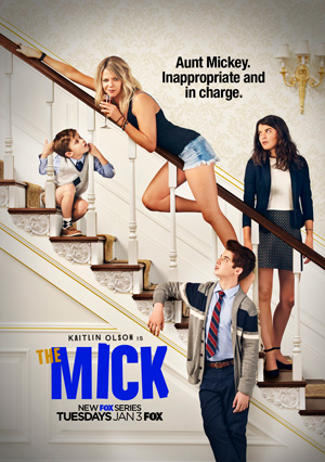 The Mick (2017-) ταινιες online seires xrysoi greek subs