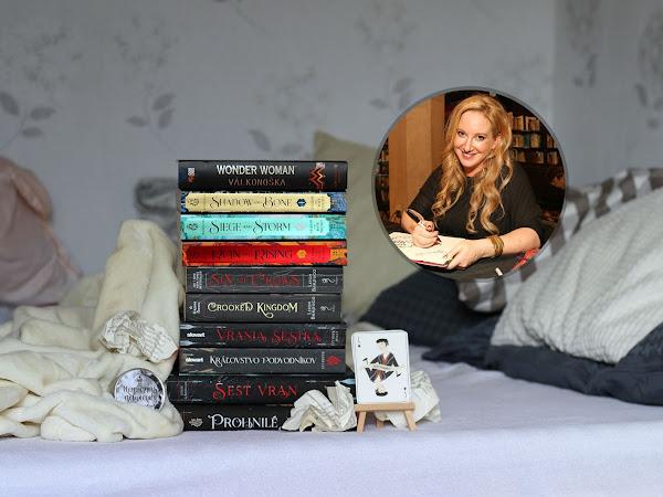 Leigh Bardugo ║ predstavenie autorky a jej kníh