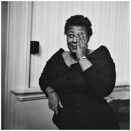 Ella Fitzgerald Photo Hans Buter