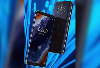 Nokia 9 with 5 Camera PureView launches in Mobline World Congress