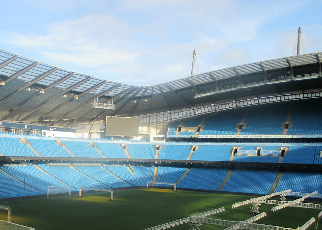 Join #TeamElf or #Team Santa with MCFC this Christmas Manchester City Tour