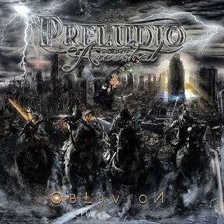 """Ο δίσκος των Preludio Ancestral """"Oblivion"""""""
