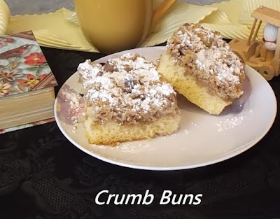 crumb buns recipe photo by candy dorsey