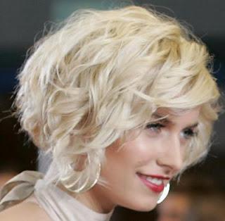 Gaffi Włosy Uroda Hobby Krótkie Kręcone Włosy