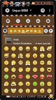 BBM Doraemon Style Extra Fitur V3.1.0.13 Apk Update Terbaru