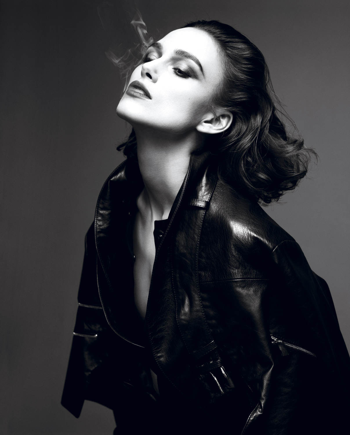 Keira Knightley In Interview Magazine April 2012 By Mert -4597