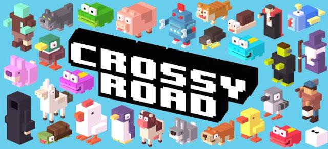 Download Crossy Road Apk