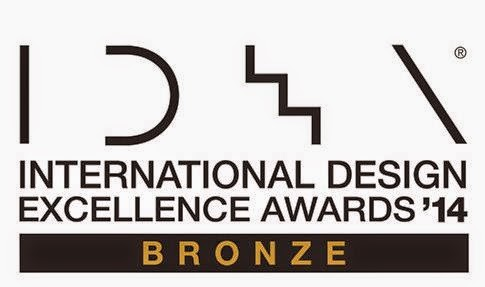 Bronze International Design Excellence Award (IDEA)