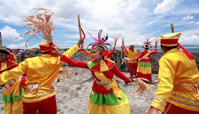 Tari Salai Jin, Tarian Tradisional Dari Maluku Utara