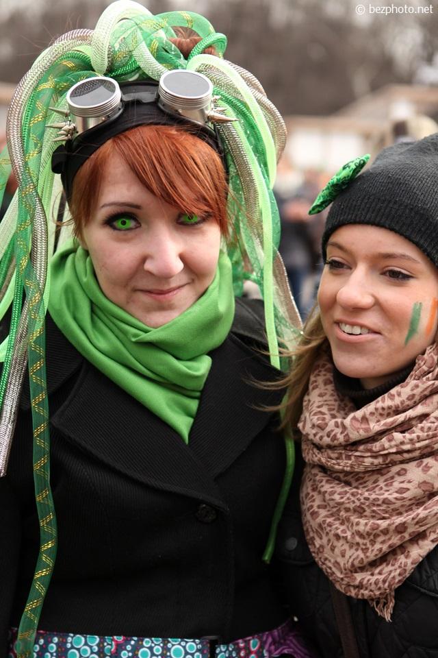день святого патрика в москве 2014