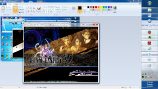 final fantasy, final fantasy x2, final fantasy x-2, download, setingan, emulator pcsx2, pc, games, mulus, ekstraks