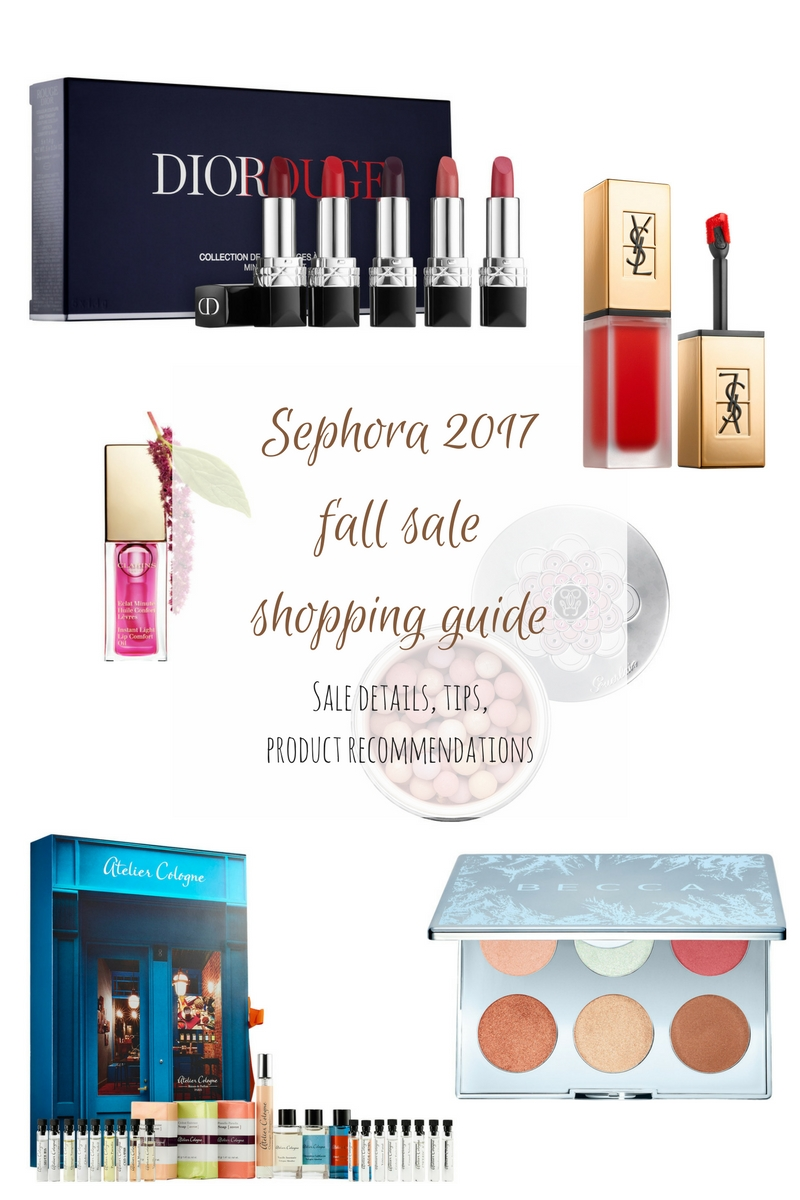 What To Buy At The Sephora 20 Off Sale Beaumiroir