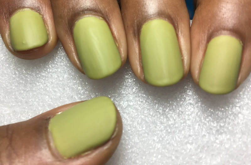 ANOTHER Bottle of Polish?!: Elite99 One Step gel #6044