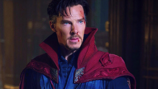 Benedict Cumberbatch Scott Derrickson | Marvel's Doctor Strange