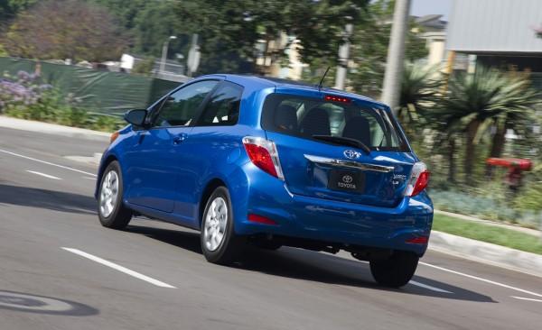 Modifikasi Mobil dan Motor: Toyota Yaris 2012