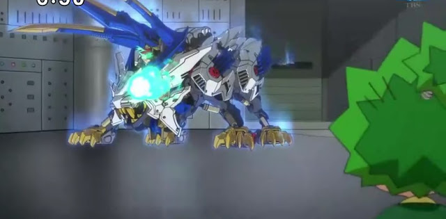 Zoids Wild Episode 07 Subtitle Indonesia