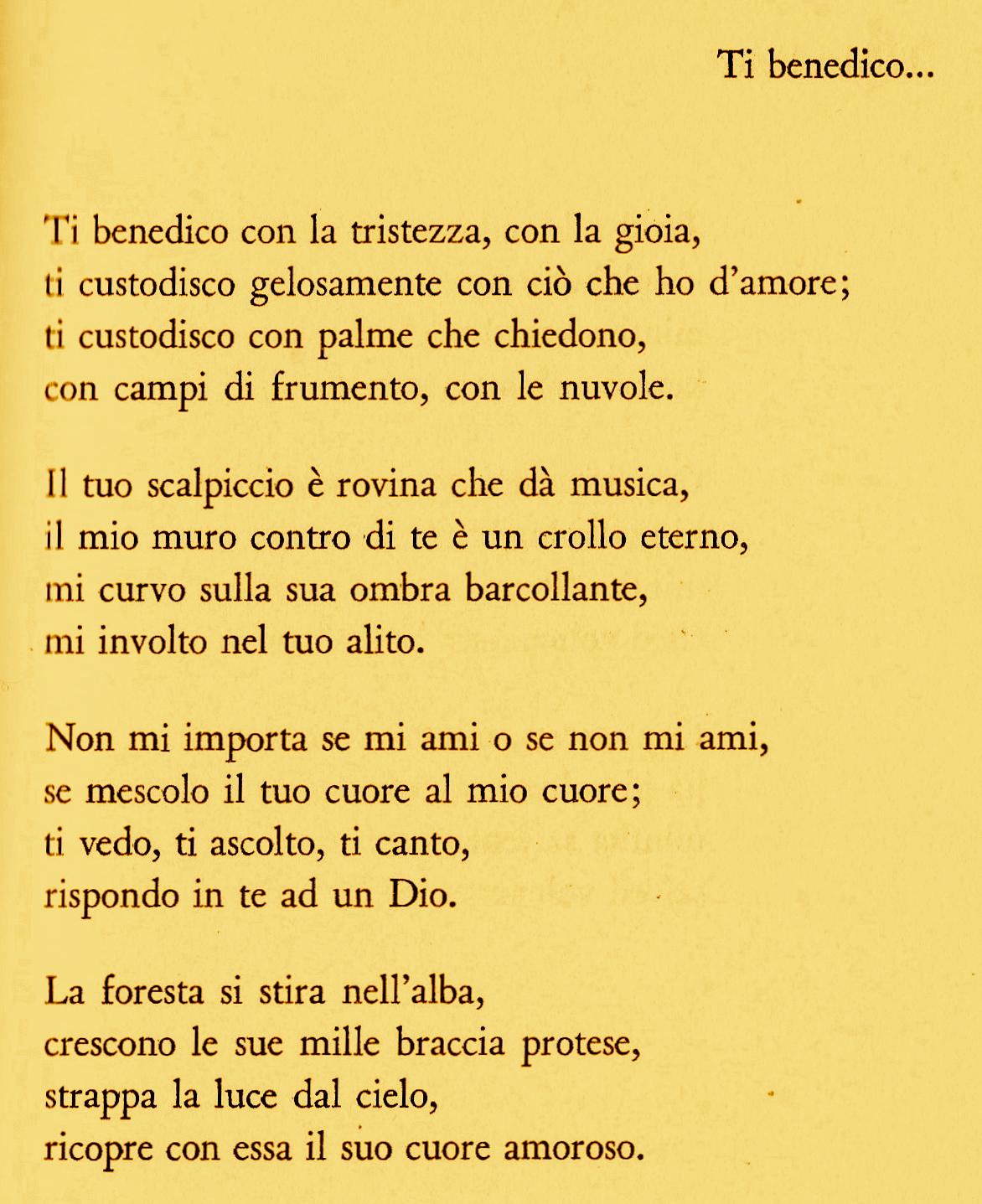 Favoloso Poesie Per I 18 Anni ZC88 » Regardsdefemmes EX67