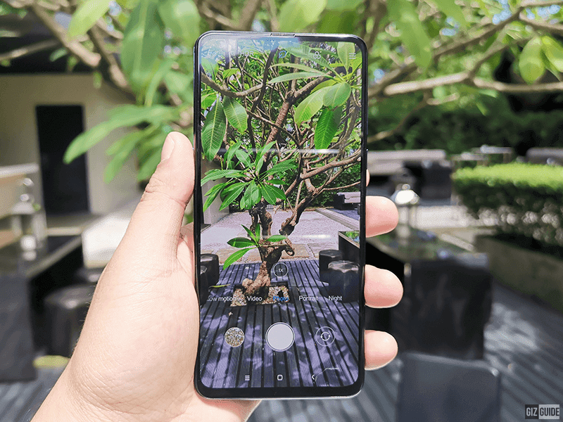 Xiaomi Mi MIX 3: First Camera Samples