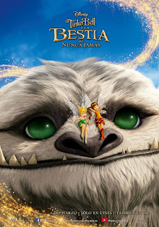 Campanilla y la leyenda de la bestia (2014) Online