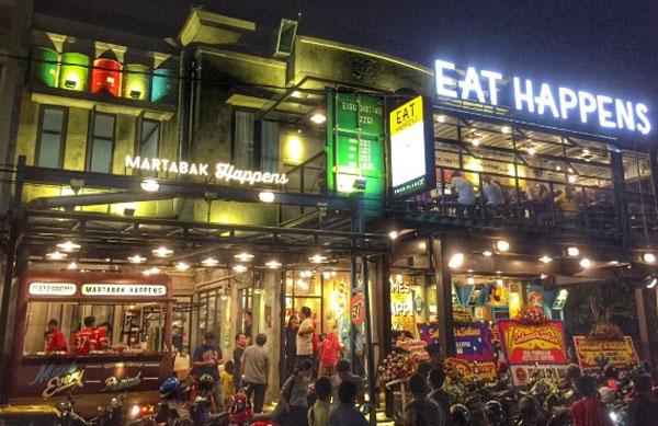eat happensTempat Nongkrong Grand Galaxy Bekasi Untuk Malam Minggu