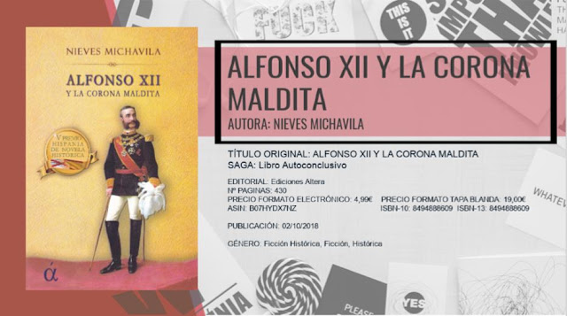 Alfonso-Xii-Corona-Maldita-Nieves-Michavila