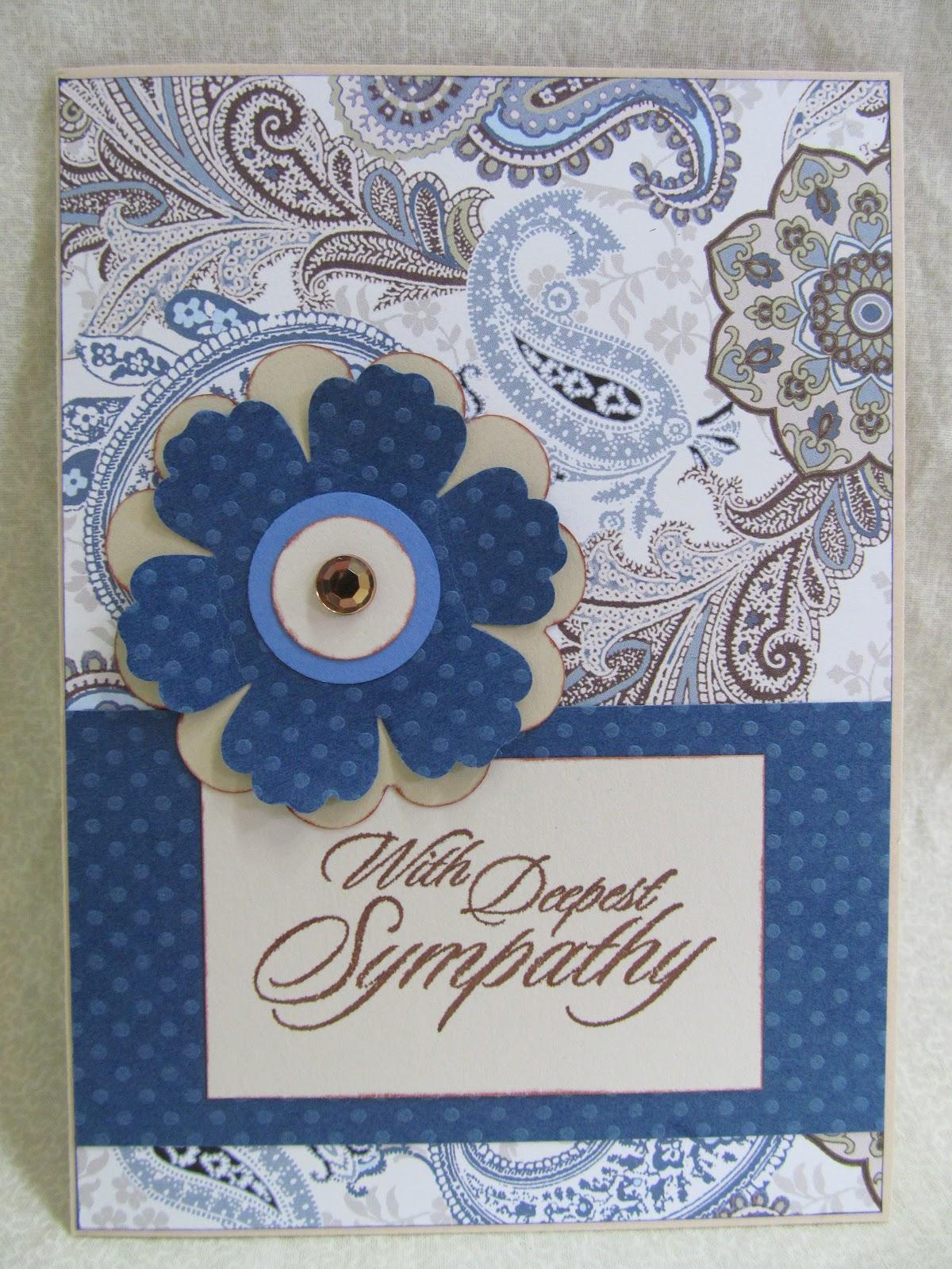 Savvy Handmade Cards: April 2012
