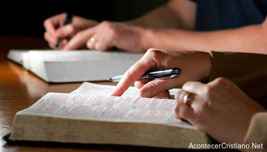 Enseñanza de la Biblia