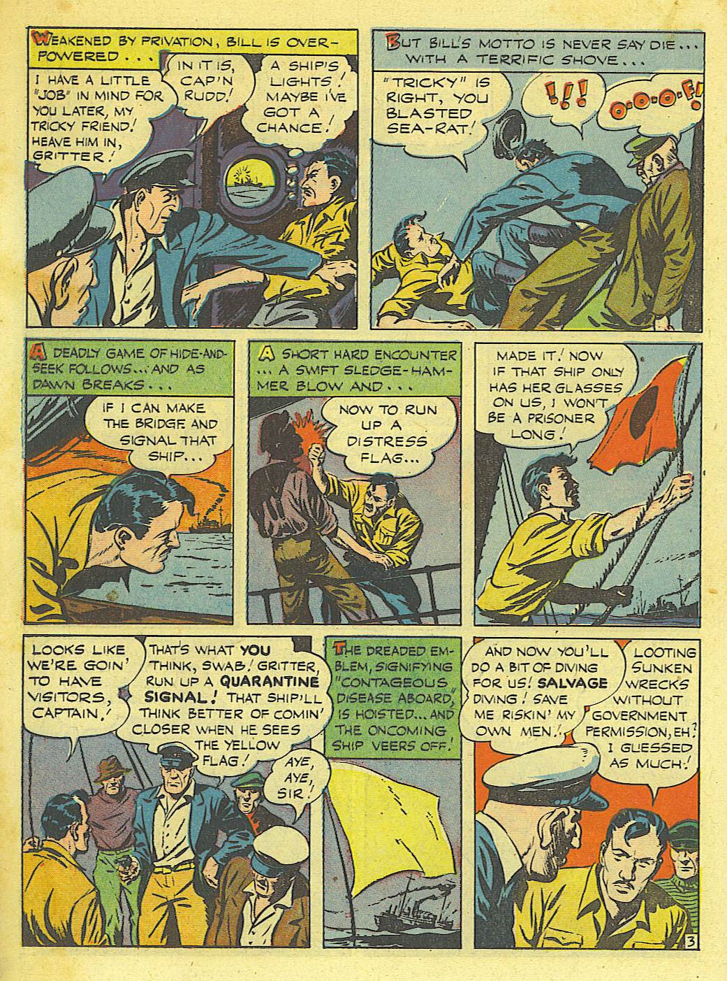 Read online Action Comics (1938) comic -  Issue #67 - 34